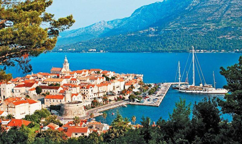 Хорватия: отдых у вод Адриатики